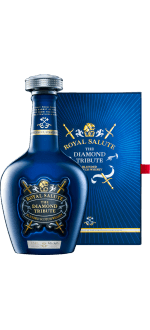 ROYAL SALUTE - THE DIAMOND TRIBUTE - EN COFANETTO REGALO