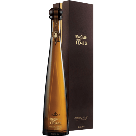 TEQUILA DON JULIO 1942 - EN ETUI
