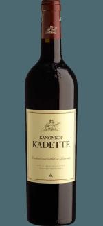 DOMAINE KANONKOP - KADETTE CAPE BLEND 2014