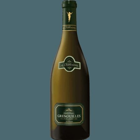 CHATEAU GRENOUILLES 2012 - LA CHABLISIENNE