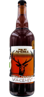VOLCELEST AMBREE 75CL - BIRRIFICIO DE LA VALLEE DE CHEVREUSE