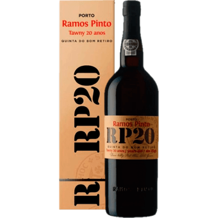 QUINTA DO BOM RETIRO - 20 ANNI - RAMOS PINTO