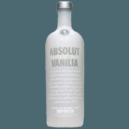 ABSOLUT VANILIA - VODKA AROMATIZZATO ALLA VANILLE - ABSOLUT VODKA