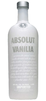 ABSOLUT VANILIA - VODKA AROMATIZZATO ALLA VANILLE - ABSOLUT VODKA