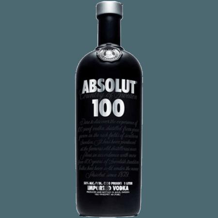 ABSOLUT 100 - ABSOLUT VODKA