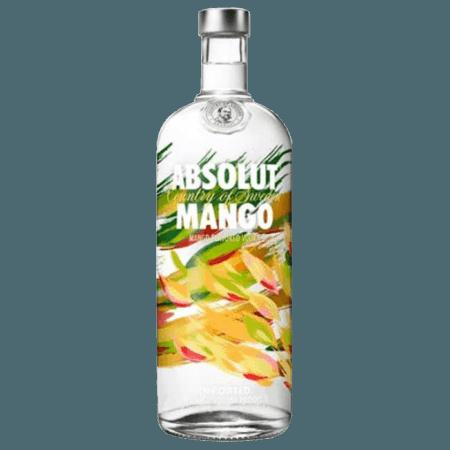 ABSOLUT MANGO - VODKA AROMATIZZATO ALLA MANGUE - ABSOLUT VODKA