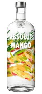 ABSOLUT MANGO - VODKA AROMATIZZATO ALLA MANGUE - ABSOLUT VODKA