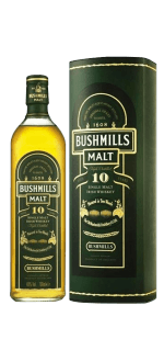 BUSHMILLS MALT - 10 ANNI