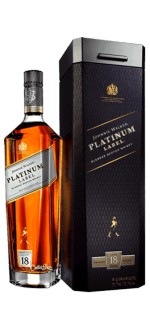 JOHNNIE WALKER PLATINUM LABEL - EN COFANETTO REGALO