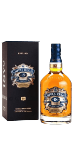 CHIVAS REGAL 18 ANNI - EN COFANETTO REGALO