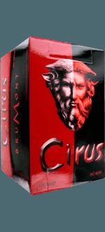 ENOBOX CIRUS ROUGE - ALAIN BRUMONT