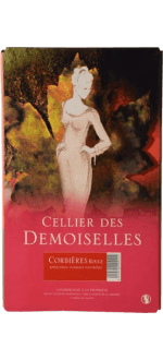 ENOBOX ROUGE - CELLIER DES DEMOISELLES