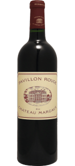 PAVILLON ROUGE 2010 - SECONDO VINO DEL CHATEAU MARGAUX