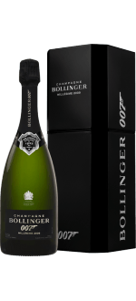 COFANETTO REGALO JAMES BOND 007 - SPECTRE MILLESIMO 2009 - CHAMPAGNE BOLLINGER