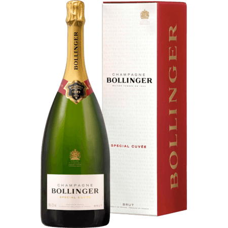 CHAMPAGNE BOLLINGER - SPECIAL CUVEE - MAGNUM