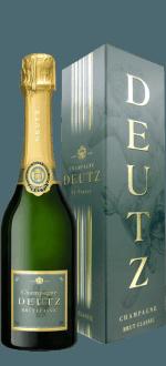 CHAMPAGNE DEUTZ- BRUT CLASSIC - MEZZA BOTTIGLIA