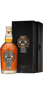 COFANETTO REGALO CHIVAS REGAL 25 ANNI