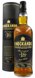 KNOCKANDO SLOW MATURED 18 ANNI