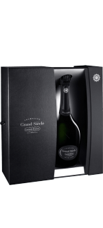 CHAMPAGNE LAURENT-PERRIER - GRAND SIECLE - COFANETTO REGALO LUSSO