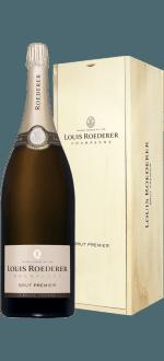 CHAMPAGNE LOUIS ROEDERER - BRUT PREMIER - MATHUSALEM
