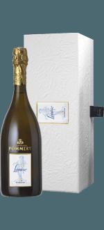 CHAMPAGNE POMMERY- CUVEE LOUISE 2004 - CONFEZIONE REGALO DELUXE