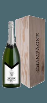 CHAMPAGNE LE BRUN DE NEUVILLE - CUVEE CHARDONNAY - Jeroboam