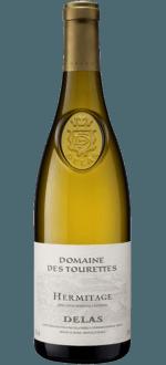 BLANC - DOMAINE DES TOURETTES 2015 - DELAS