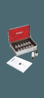 SET 12 AROMI VINO ROSSO + LIBRETTO - RED WINE ESSENCES SET - PULLTEX