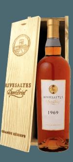 RIVESALTES GRANDE RESERVE 1969 - VIGNOBLES DOM BRIAL