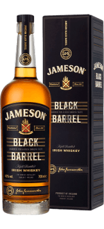JAMESON BLACK BARREL - EN ETUI