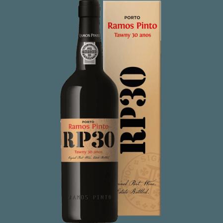 TAWNY 30 ANNI - RAMOS PINTO - ASTUCCIATIO