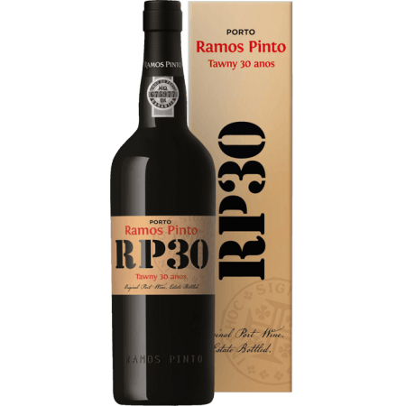 TAWNY 30 ANNI - RAMOS PINTO - EN ETUI
