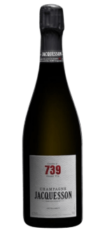 CHAMPAGNE JACQUESSON - CUVEE 739