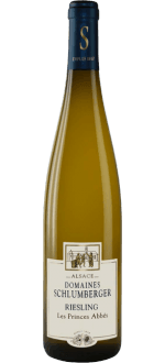 RIESLING 2013 - LES PRINCES ABBES - DOMAINE SCHLUMBERGER
