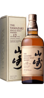 YAMAZAKI 12 ANNI - ASTUCCIATIO