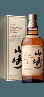 YAMAZAKI 12 ANNI - EN ETUI