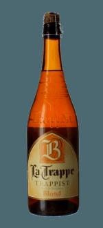 LA TRAPPE BLONDE 75CL - BIRRIFICIO KONINGSHOEVEN