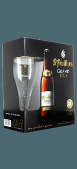 COFANETTO REGALO SAINT FEUILLIEN GRAND CRU 4X33CL + 1 BICCHIERE - BIRRIFICIO SAINT FEUILLIEN