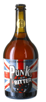 PUNKS DO IT BITTER 75CL - BIRRIFICIO ELAV