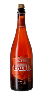 BUSH TRIPLE AMBREE 75CL - BIRRIFICIO DUBUISSON