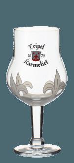 BICCHIERE TRIPLE KARMELIET 25CL - BIRRIFICIO BOSTEELS