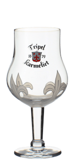 BICCHIERE TRIPLE KARMELIET 30CL - BIRRIFICIO BOSTEELS