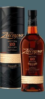 RUM ZACAPA 23 - ASTUCCIATO
