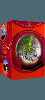 ENOBOX MARSELAN - CELLIER DES GORGES DE L'ARDECHE