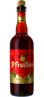 SAINT FEUILLIEN CHRISTMAS 75CL - BIRRIFICIO SAINT FEUILLIEN