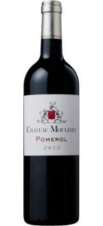 CHATEAU MOULINET 2012