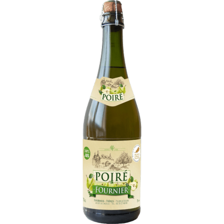 SIDRO DI PERE TRADITION - CIDRE FOURNIER