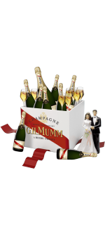 SPECIAL PACK MATRIMONIO MUMM CORDON ROUGE