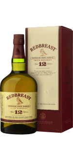 REDBREAST 12 ANNI SINGLE POT STILL
