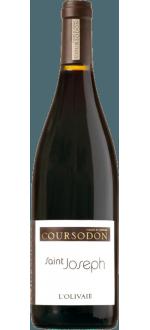 L'OLIVAIE 2016 - DOMAINE COURSODON